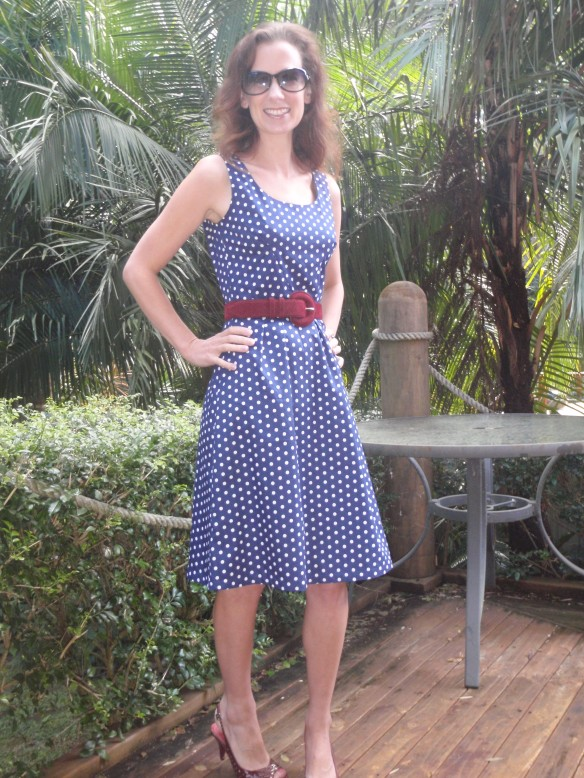 Simplicity 2209 - Lisette Passport Dress