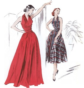 Butterick retro 4919