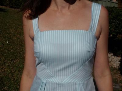Colette Hazel bodice: Muslin Part 2