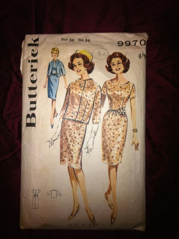Vintage Butterick Pattern