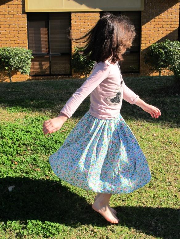 Giselle's skirt