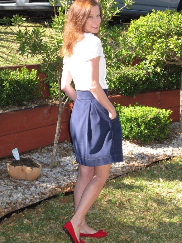 Megan Neilson's Kelly Skirt