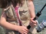 Burda Fishing Vest for Miss 7
