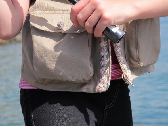 BurdaStyle Children's Vest 03/2012 #117 - the pockets