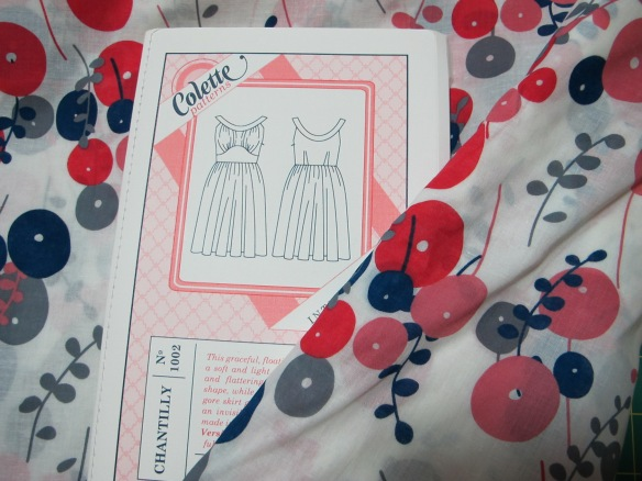 Colette Patterns Chantilly