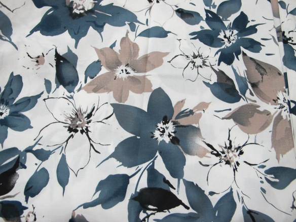 Cotton sateen - fate unknown