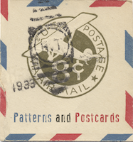 The Patterns and Postcards swop