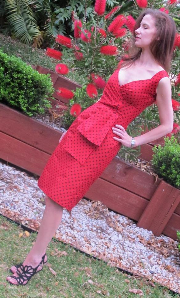Butterick 5814 - my little wiggle
