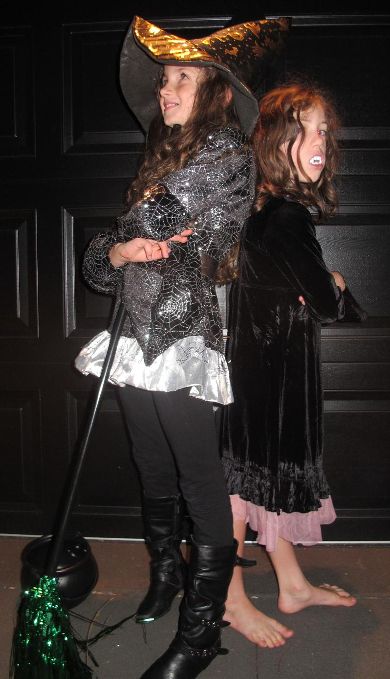 Black Halloween Dress