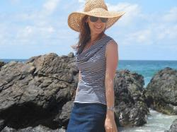 Maria Denmark - Day to Night Top. This pattern is SOLID GOLD. Easy and looks fabulous.