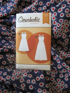 Sewaholic Lonsdale fabric choice