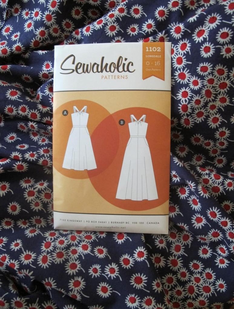 Sewaholic Lonsdale fabric choice