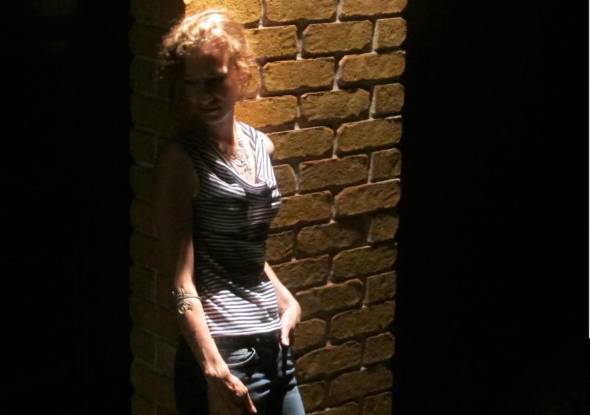 Maria Denmark - Day to Night Top. The 'night' shot