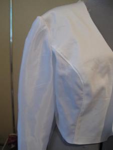 6611 inside jacket lining