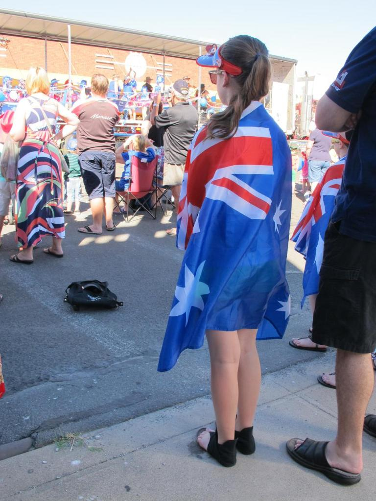 Australia Day everywhere!