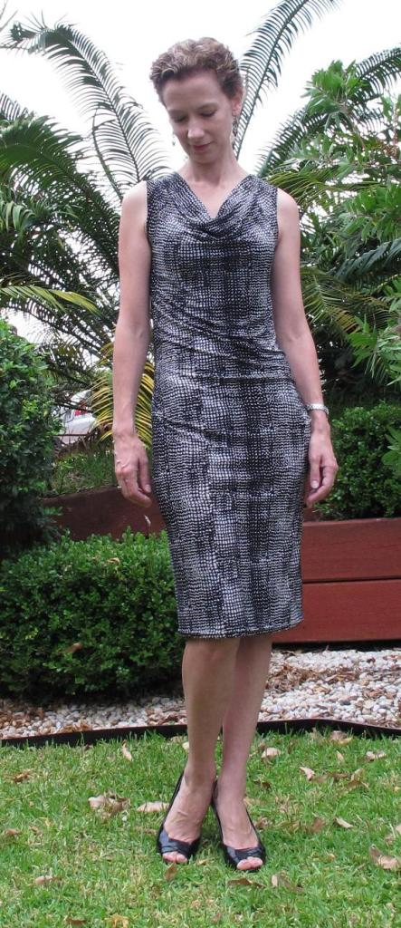 The 'hacked' Maria Denmark Day to Night dress