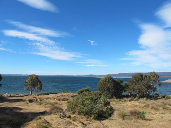 Great Lake, Miena Tasmania
