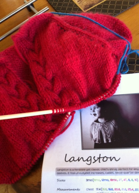 Langston from Ravelry