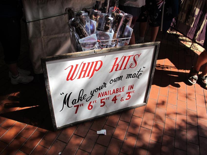 Whip kits in Tamworth