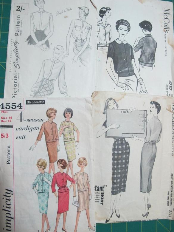 Patterns from Suzy Bee Sews: How cool is that skirt pattern!