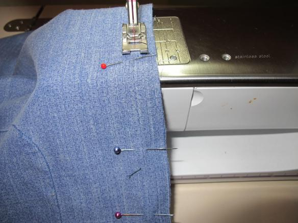 Step 5: sewing it together