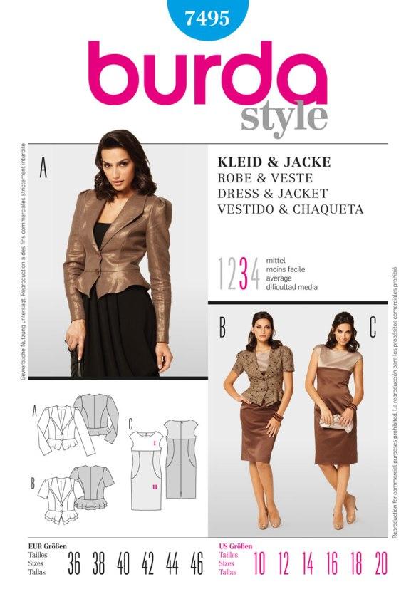 Burda Style 7495