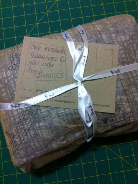 Tessuti package