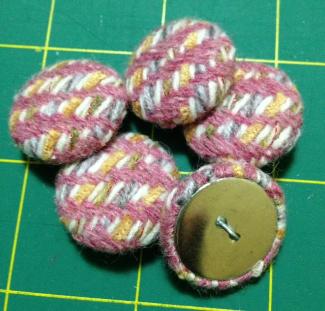 Perfection: Buttons from Buttonmania