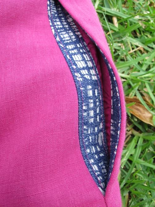 Tessuti Gridlock - pocket