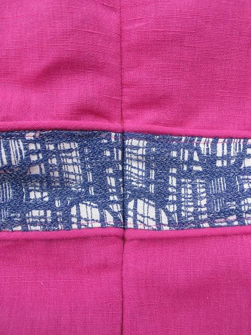 Tessuti Gridlock - zipper