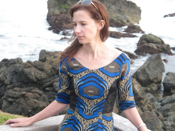 Elisalotte dress - bodice