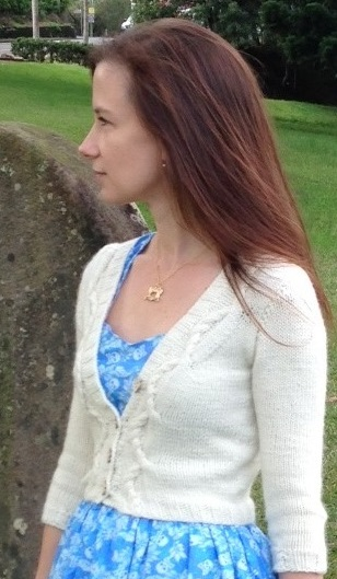 Marion by Andi Satterlund - available on Ravelry