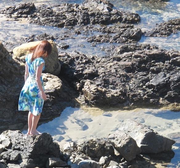 Anna Blue a By Hand London Dress
