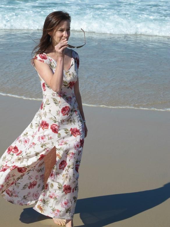 Anna Roses Dress