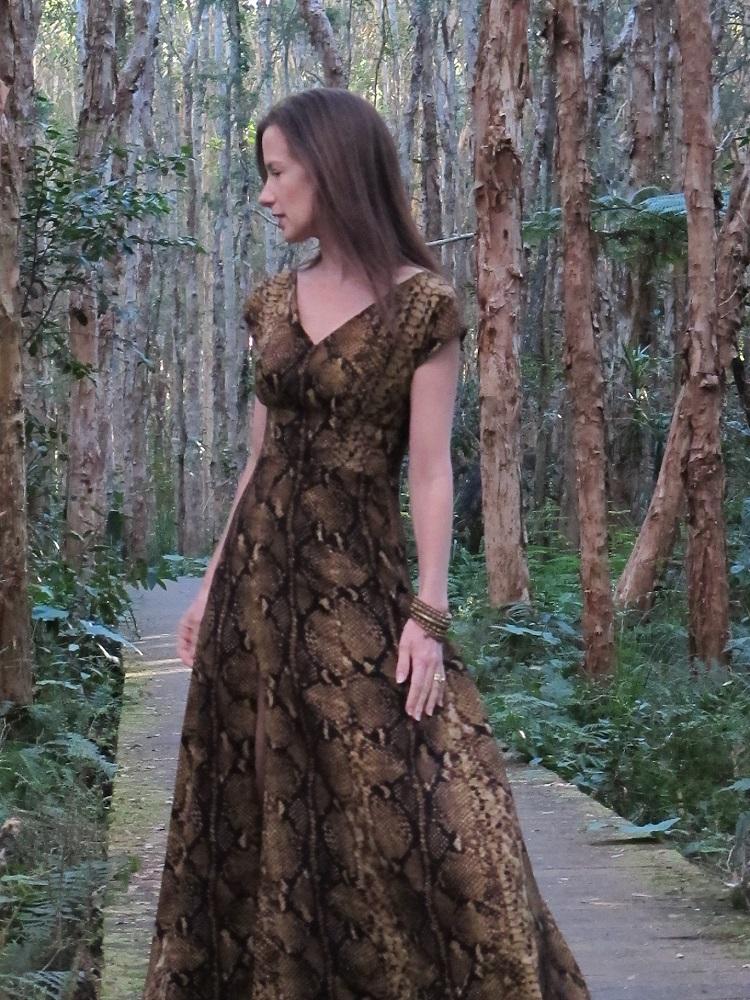 Jungle Anna - it's a bit of a statement...