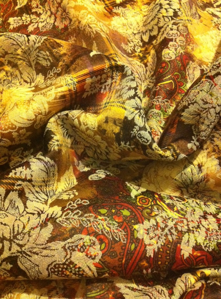 Awesome fabric from Abakhan Fabrics