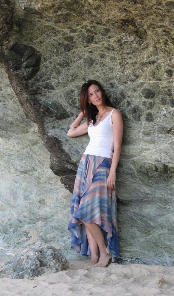 Love this skirt! Megan Neilsen's Cascade Skirt
