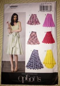 Vogue 8882