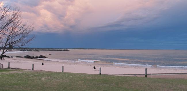Port Macquarie, Town Beach