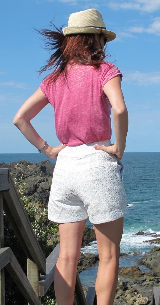 Sweet Shorts by Pattern Runway