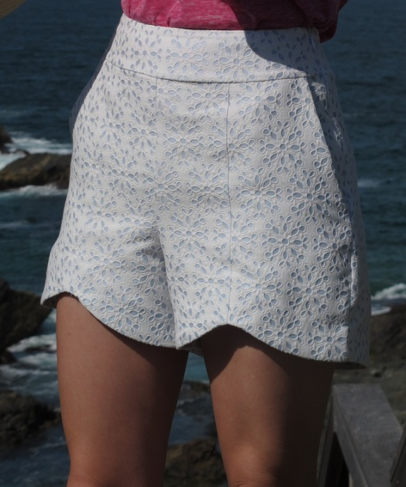 Sweet Shorts by Pattern Runway
