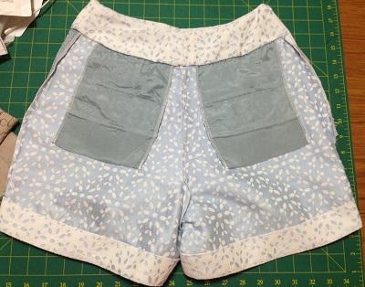 Sweet Shorts - inside back