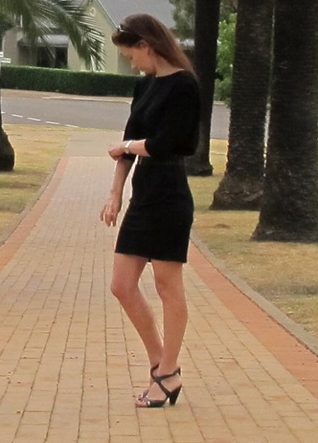 The wrap dress that wasn't - Vogue 1337
