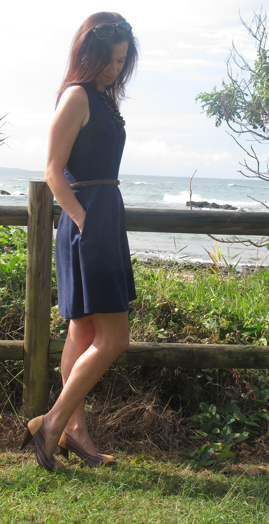 Hepworth Dress by Sinbad & Sailor Patterns