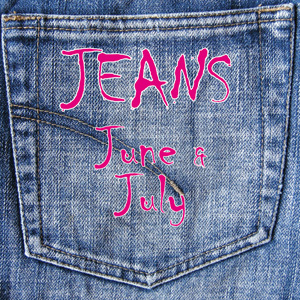 Jeans in June & July 2014