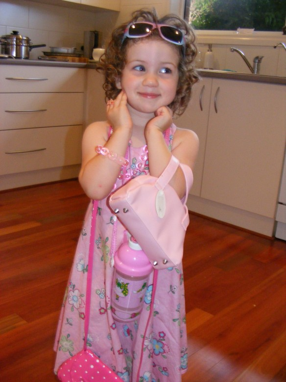 giselle at 3