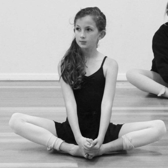 Zoe ballet 2