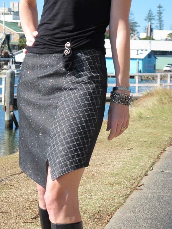 Manhattan skirt, Capital Chic Patterns