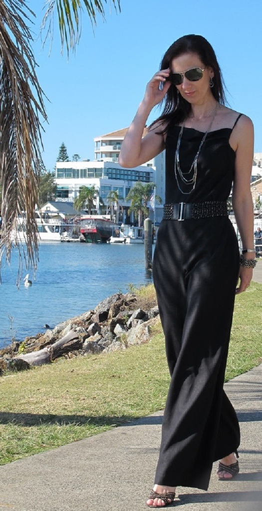By Hand London Holly Jumpsuit - front view