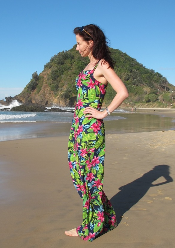 By Hand London Holly Jumpsuit - side view